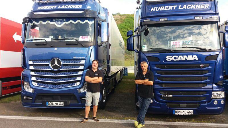 Hubert Lackner Kühltransporte News
